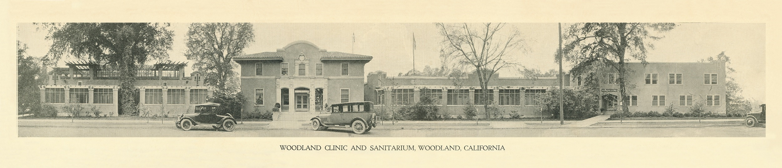 Woodland ClinicSanitarium