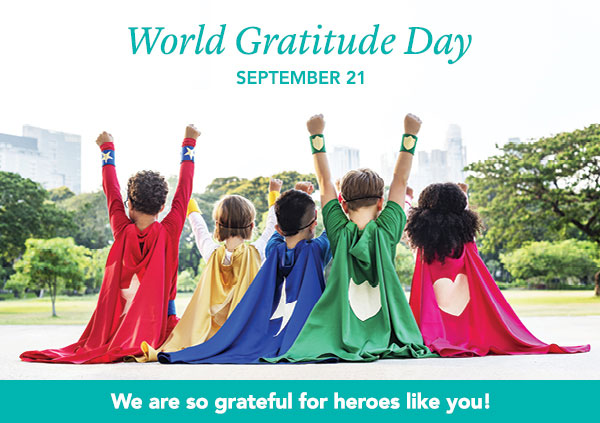 World Gratitude Day image